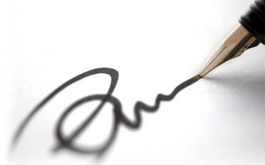 Почеркознавча експертиза почерку і підпису