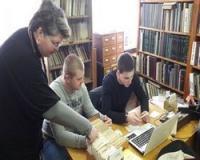 Студенти-практиканти Харківського національного університету імені В.Н.Каразіна пройшли практику в ХНДІСЕ