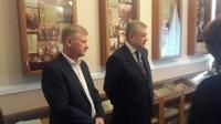 ХНДІСЕ відвідав Голова Харківської обласної ради С.І. Чернов