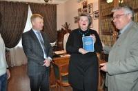 ХНДІСЕ відвідали представники Харківської державної  зооветеринарної академії
