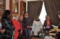 Кабінет-музей Заслуженого професора Миколи Сергійовича Бокаріуса відвідали представники Харківського обласного туристсько-інформаційного центру
