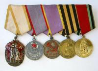 Дослідження орденів, медалей, нагородних знаків