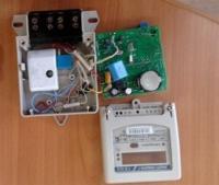 Експертні дослідження приладу обліку електричної енергії (розрахункового лічильника)