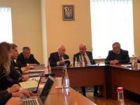 Круглий стіл з нагоди 100-річчя від дня народження М.В. Салтевського