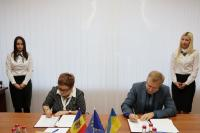 Підписання договору про співпрацю між державними судово-експертними установами Міністерств юстиції Республіки Молдова та України