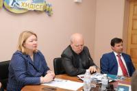 24.04.18 представники ТОВ «НОВАЦІЯ» продемонстрували новітнє обладнання