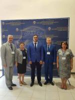 Делегація ХНДІСЕ на міжнародній науково-практичній конференції