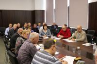 Засідання секцій судової електротехнічної експертизи, експертизи в галузі безпеки життєдіяльності та охорони праці НКМР у ХНДІСЕ