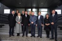 Міністр юстиції України Павло Петренко відвідав ХНДІСЕ