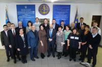 Співробітники Харківського НДІСЕ взяли участь у засіданні Української Робочої групи з дослідження психоактивних речовин