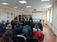 Співробітники ХНДІСЕ взяли участь у семінарі за темою: «Чим корисні ресурси Clarivate Analytics для науковців? Публікаційна стратегія науковця і установи»