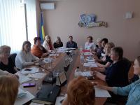 Cекції НКМР з проблем судової експертизи при Міністерстві юстиції України