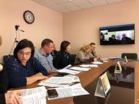 Осіннє засідання секції судової почеркознавчої експертизи