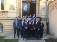 Візит представника ХНДІСЕ до експертних установ м. Краків (Польща) у межах міжнародного проєкту «ДІЯ – ЄС»