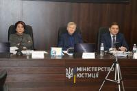 Збори трудового колективу Харківського НДІСЕ ім. Засл. проф. М. С. Бокаріуса у лютому 2020 року