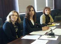 Засідання секції судової лінгвістичної експертизи НКМР з проблем судової експертизи при МЮ України