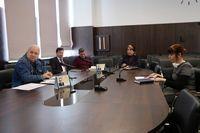 Засідання секції судових трасологічної та балістичної експертиз НКМР з проблем судової експертизи при МЮ України