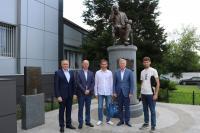 Візит представника Президента України в Конституційному суді України до Харківського НДІСЕ