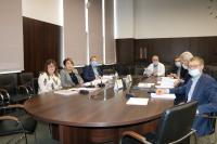 Відбулося засідання секції з теоретичних, загально-методичних, процесуальних та організаційних питань судової експертизи