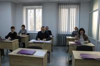 У Національному науковому центрі відбулися заняття за освітньою програмою  «Теоретичні, організаційні і процесуальні питання судової експертизи»