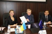 Підписано угоду з Ризьким університетом імені Страдіня (Rīgas Stradiņa universitāte)