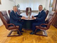 Підписано Меморандум про співробітництво з Державним науково-дослідним експертно-криміналістичним центром МВС України!