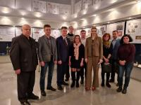 Візит до Науково-технологічного комплексу «Інститут монокристалів» Національної академії наук України