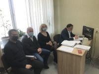 Чергове засідання секції судової транспортно-товарознавчої експертизи
