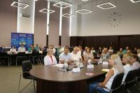До Дня Незалежності України співробітників ННЦ «ІСЕ ім. Засл. проф. М. С. Бокаріуса» нагородили заохочувальними відзнаками