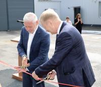 Урочисте відкриття нового приміщення лабораторії з дослідження асфальтобетонних сумішей та дорожніх покриттів