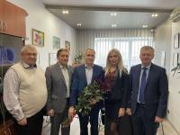 Вітаємо Ігоря Богданюка та Наталію Силу!